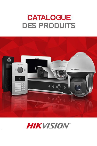 catalogue sst tunisise HIKVISION